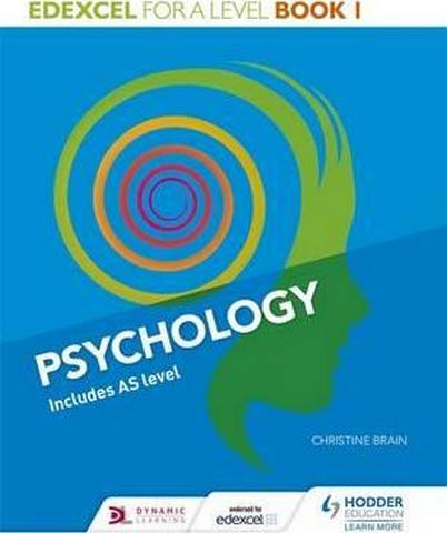 Edexcel Psychology for A Level Book 1 - Christine Brain