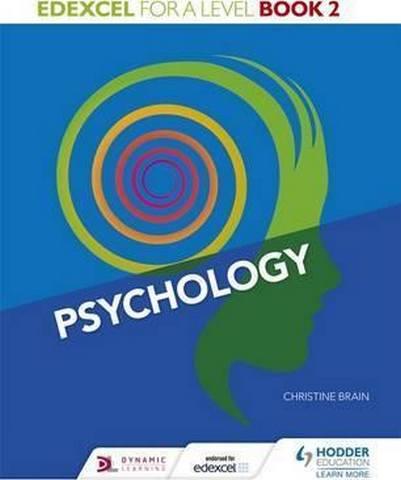 Edexcel Psychology for A Level Book 2 - Christine Brain