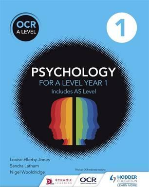 OCR Psychology for A Level Book 1 - Louise Ellerby-Jones