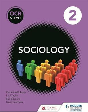 OCR Sociology for A Level Book 2 - Fionnuala Swann
