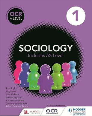 OCR Sociology for A Level Book 1 - Sue Brisbane