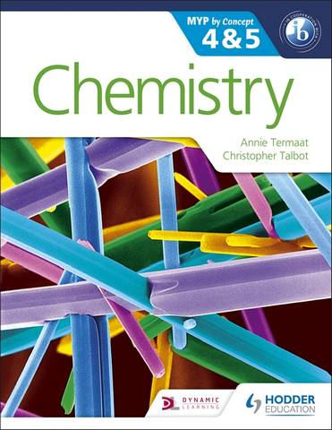 Chemistry for the IB MYP 4 & 5: By Concept - Annie Termaat