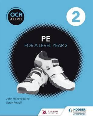 OCR A Level PE Book 2 - John Honeybourne