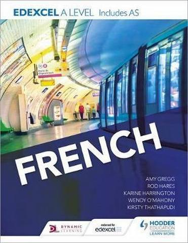 Edexcel A level French (includes AS) - Karine Harrington
