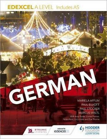 Edexcel A level German (includes AS) - Mariela Affum