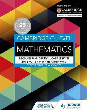 Cambridge O Level Mathematics - Heather West