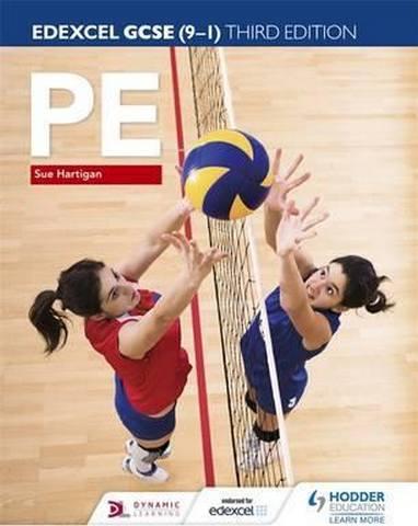 Edexcel GCSE (9-1) PE Third Edition - Sue Hartigan