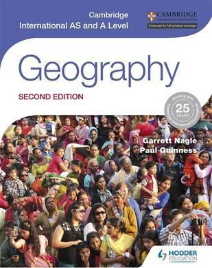 Cambridge International AS and A Level Geography second edition - Garrett Nagle