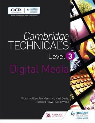 Cambridge Technicals Level 3 Digital Media - Victoria Allen