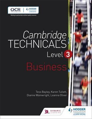 Cambridge Technicals Level 3 Business - Tess Bayley