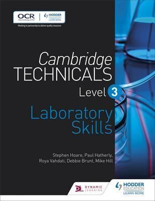 Cambridge Technicals Level 3 Applied Science - Stephen Hoare