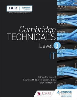 Cambridge Technicals Level 3 IT - Victoria Ellis