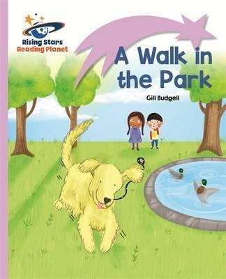 A Walk in the Park - Gill Budgell