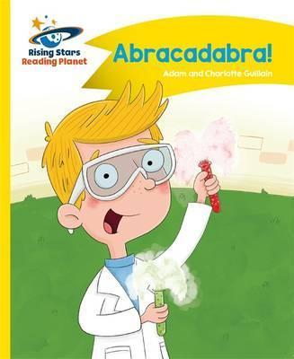 Abracadabra! - Adam Guillain