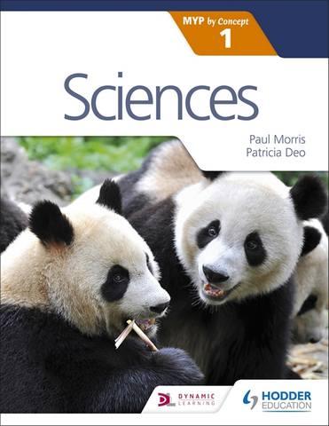Sciences for the IB MYP 1 - Paul Morris