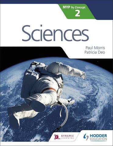 Sciences for the IB MYP 2 - Paul Morris