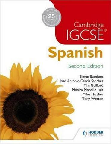Cambridge IGCSE (R) Spanish Student Book Second Edition - Simon Barefoot