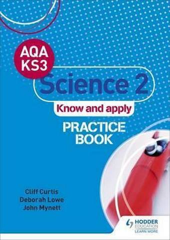 AQA Key Stage 3 Science 1 'Know and Apply' Practice Book - Cliff Curtis