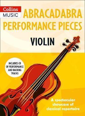 Abracadabra Strings - Abracadabra Performance Pieces - Violin -