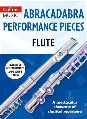 Abracadabra Woodwind - Abracadabra Performance Pieces - Flute -