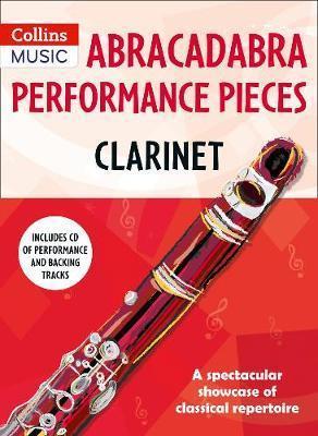 Abracadabra Woodwind - Abracadabra Performance Pieces - Clarinet -