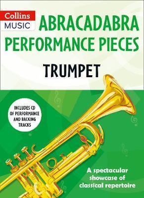 Abracadabra Brass - Abracadabra Performance Pieces - Trumpet -
