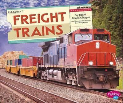 Freight Trains - Gail Saunders-Smith