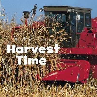 Harvest Time - Erika L. Shores