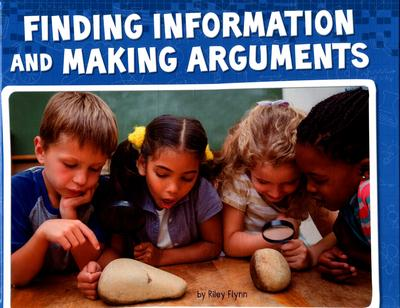 Finding Information and Making Arguments - Riley Flynn