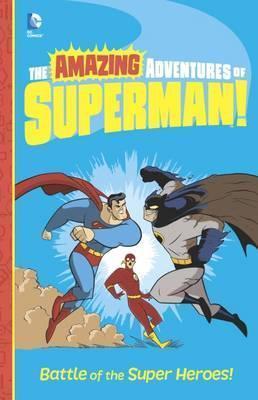 Battle of the Super Heroes! - Yale Stewart