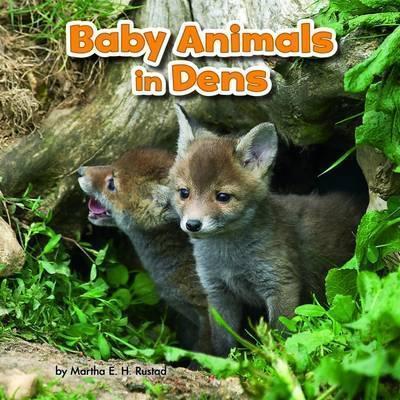 Baby Animals in Dens - Martha E. H. Rustad