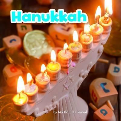 Hanukkah - Lisa J. Amstutz