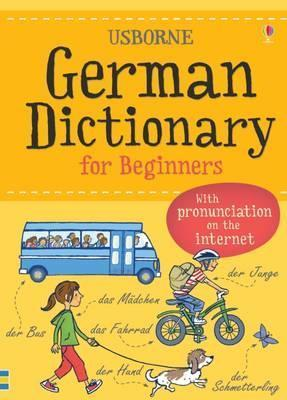 German Dictionary for Beginners - Helen Davies