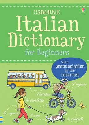 Italian Dictionary for Beginners - Helen Davies