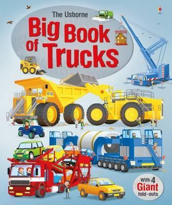 Big Book of Trucks - Megan Cullis