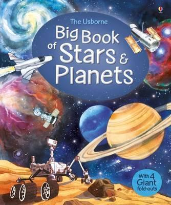 Big Book of Stars and Planets - Emily Bone