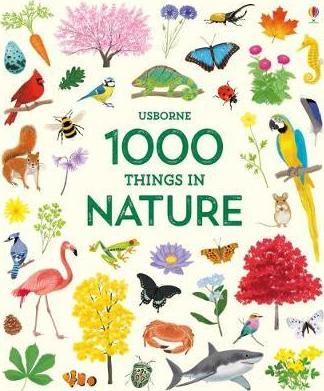 1000 Things in Nature - Hannah Watson