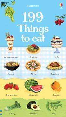 199 Things to Eat - Hannah Watson