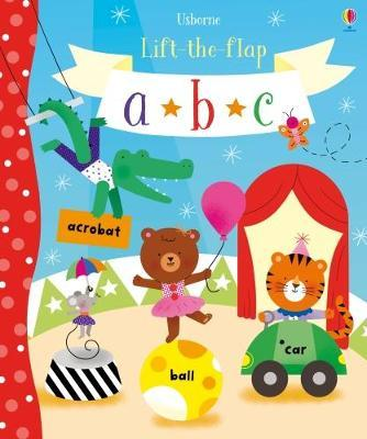 Lift-the-Flap abc - Hannah Watson