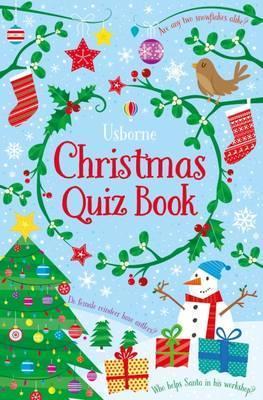 Christmas Quiz Book - Simon Tudhope