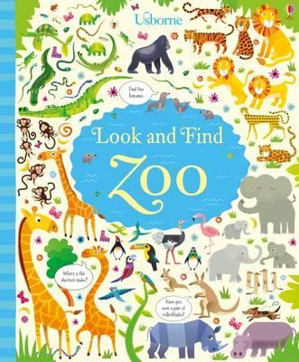 Look and Find Zoo - Kirsteen Robson