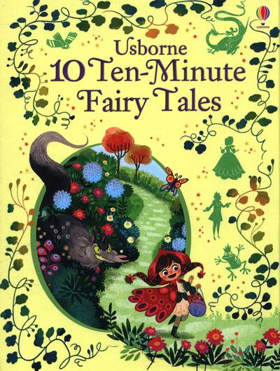 10 Ten-Minute Fairy Tales - Lesley Sims
