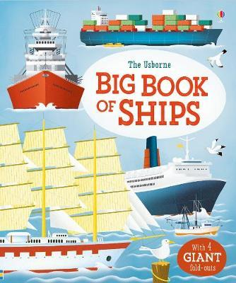Big Book of Ships - Minna Lacey