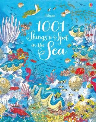 1001 Things to Spot in the Sea - Emma Helbrough