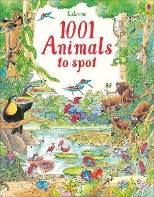 1001 Animals to Spot - Ruth Brocklehurst