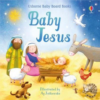 Baby Jesus - Lesley Sims