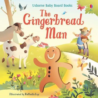 The Gingerbread Man - Lesley Sims