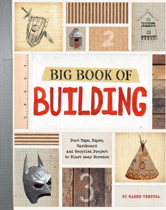 Big Book of Building: Duct Tape