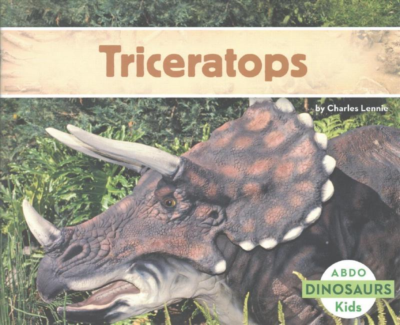 Triceratops - Charles Lennie