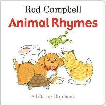 Animal Rhymes - Rod Campbell